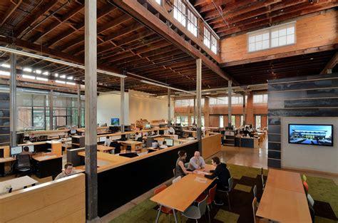 Office Furniture Warehouse San Antonio by Hughes Warehouse Adaptive Reuse Overland Partners