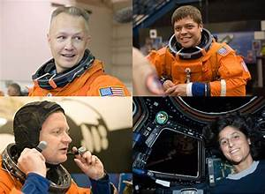 NASA announces first Commercial Crew astronauts ...