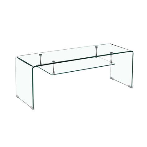 meuble bureau en verre meuble tv en verre trempé bent belhome sarl carremeuble