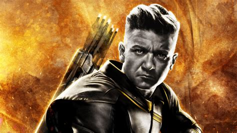 Hawkeye Avengers Endgame Art Superheroes
