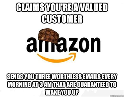 Amazon Memes - thanks for purchasing that expensive laptop i ll send you e mails of all our laptop deals so you