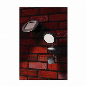 Spot Detecteur De Mouvement : spot solaire d tecteur de mouvement puissant spot ~ Dailycaller-alerts.com Idées de Décoration