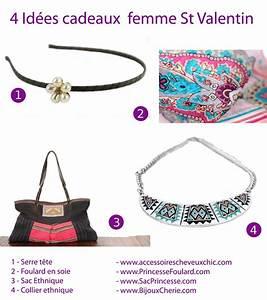 Cadeau Saint Valentin Pour Femme : id e cadeau saint valentin femme ~ Preciouscoupons.com Idées de Décoration
