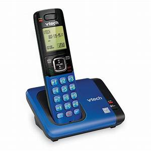 Cordless Phone With Caller Id  Call Waiting