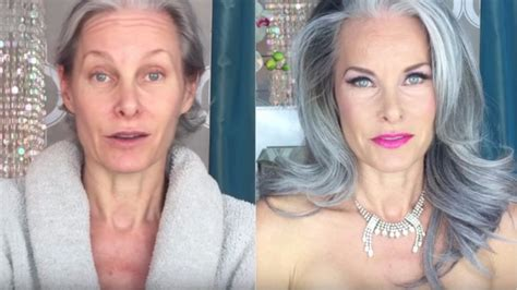 Before And After P Os Show The Magic Of Makeup