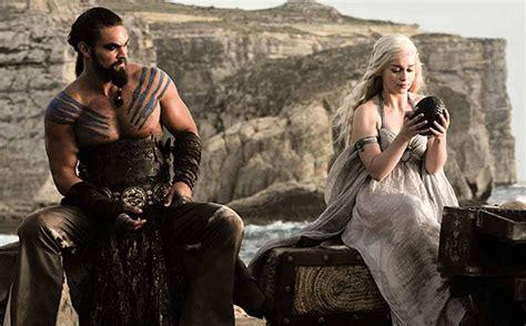El Divertido Reencuentro De Emilia Clarke Y Su