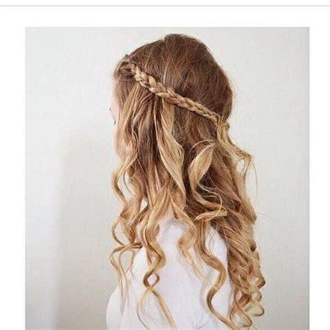 frisuren mit haarband und locken yskgjtcom