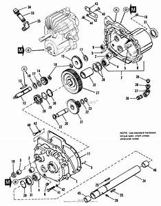 Allis Chalmers Garden Tractors Parts Diagrams