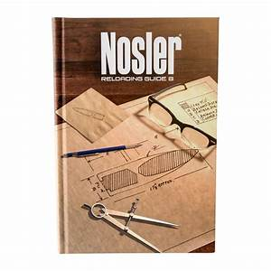Nosler  Inc  Reloading Manual-8th Edition