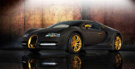 2010 Bugatti Veyron 16.4 By Mansory