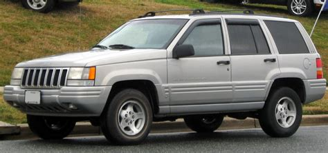 1996 Jeep Grand Cherokee  Image #1