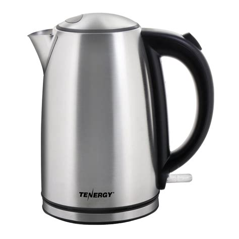 kettle tea water electric boiling boil cordless stainless steel fast amazon 1500w 7l tenergy pot heater bpa shut auto protection