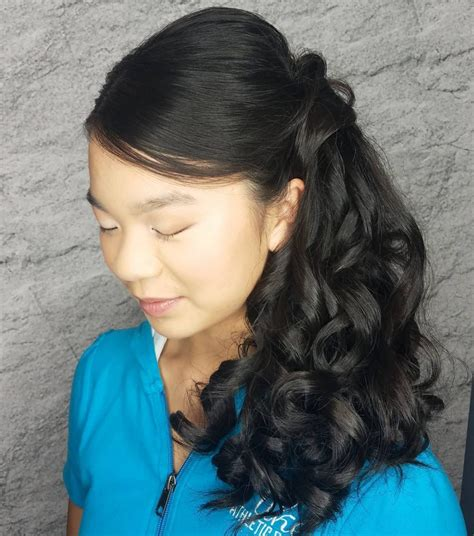 side hairstyles  prom gorgeous side prom hairstyles