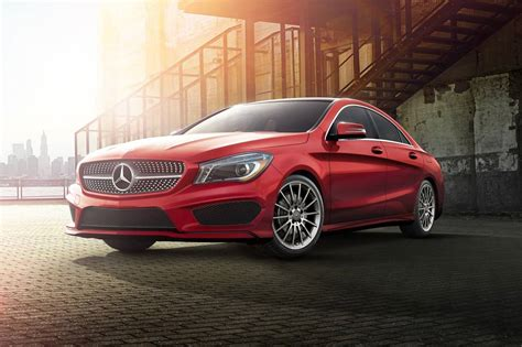 Used 2017 Mercedes Benz Cla Class Sedan Pricing For Sale