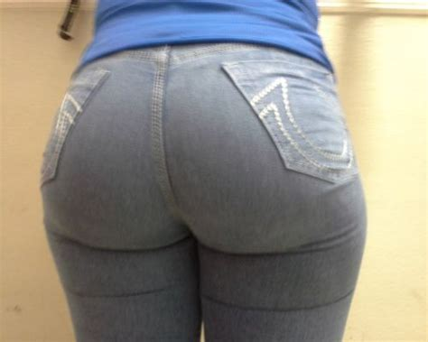 38 Best Images About Big Asses In Tight Jeans On Pinterest