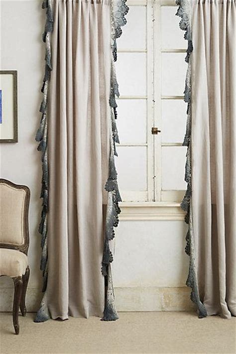 ombre lace curtain i anthropologie
