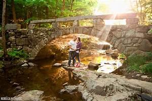 Karina keith engagement session at vaughn woods