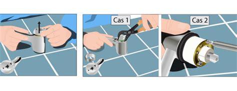 changer joint robinet mitigeur cuisine réparer un mitigeur qui fuit à la base et changer sa