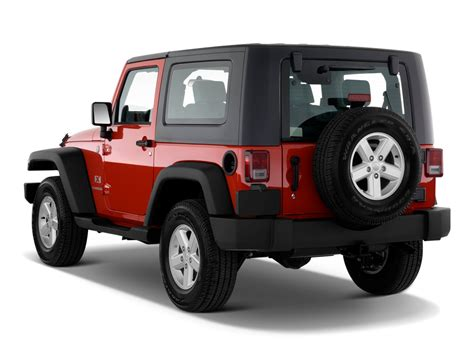 2008 Jeep Wrangler Reviews And Rating