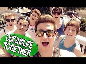 The Our2ndLife Boys Together! - YouTube