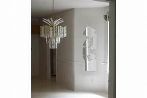 Mirror Design Multiple Squares Elongated Tendance Miroir