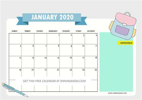 school calendar weekly student planner