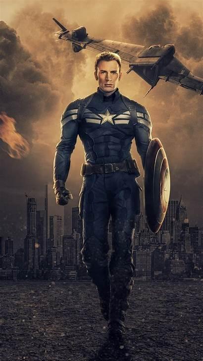 Captain America 4k Chris Evans Wallpapers 1080