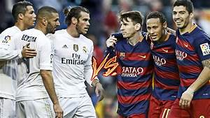 Bale, Benzema, C.Ronaldo vs Messi, Suarez, Neymar | BBC vs ...