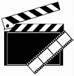 Film strip film clipart - Clipartix