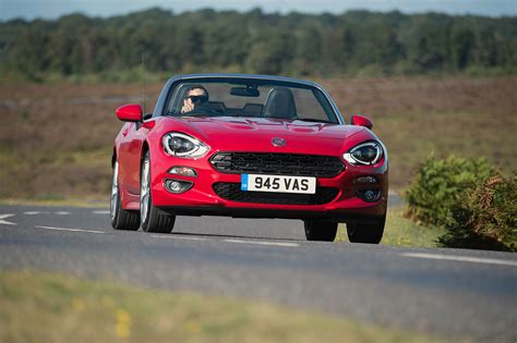 Sports Cars by Fiat 124 Spider Best Sports Cars Best Sports Cars 2019