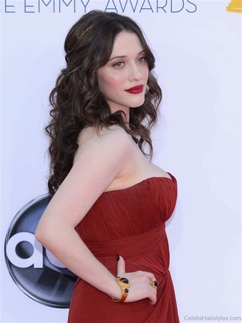lovely hairstyles  kat dennings