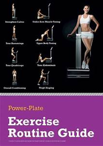 weight exercise chart power vibration plate hire warrington 2 reviews