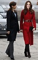 All About Kate: Lady in Red--Again! The Duchess in Denmark