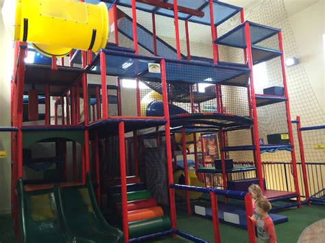 10 Best Indoor Playgrounds And Play Spaces