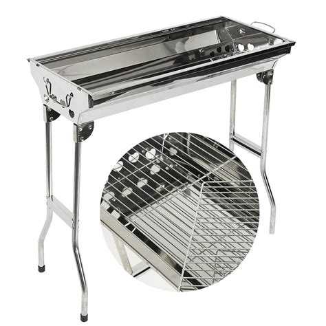 high quality stainless steel gas barbecue grill bbq charcoal grill buy barbecue grillbbq