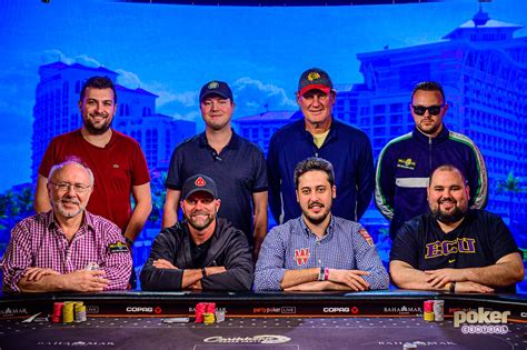 MILLIONS World Bahamas Final Table Chip Counts - Poker Central