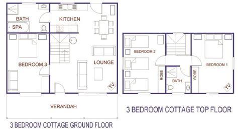 three bedroom cottage house plan belfast cottages 3 bedroom cottage floor plans