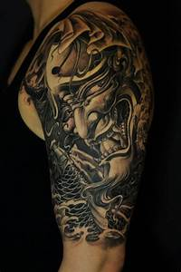 'Best Medium Black and Grey Tattoo' for 2012 at Northern ...