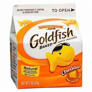 Pepperidge Farm Goldfish Baked Snack Crackers Walgreens