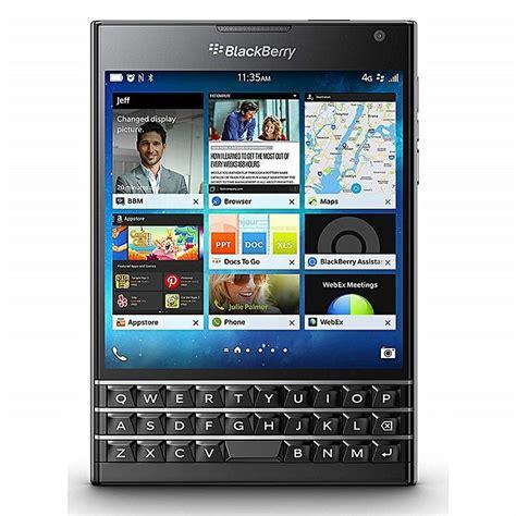 Blackberry Passport Q30 Lte 3gb Ram 32gb Rom 130mp Cell