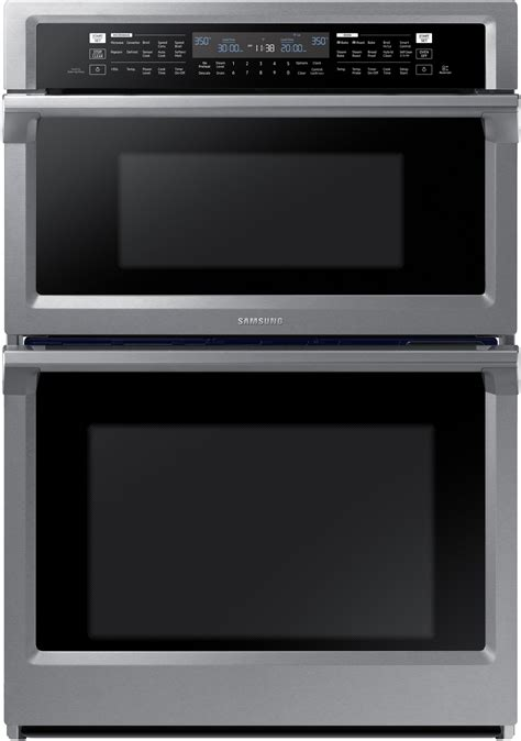 samsung nqmds   combination electric wall oven