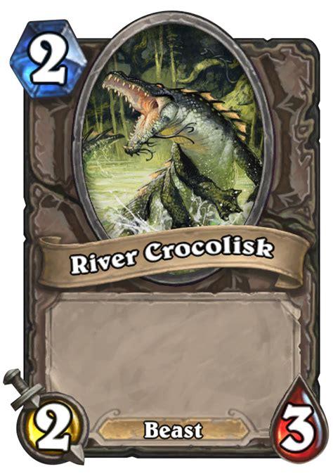Hearthstone Beast Deck 2014 by River Crocolisk Hearthstone Card