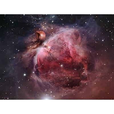 Orion Nebula M42. 1350 lights years from Earth. It is