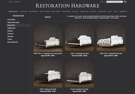1000 images about restoration hardware and its