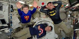 Astronauts on the ISS are having more fun than you ...