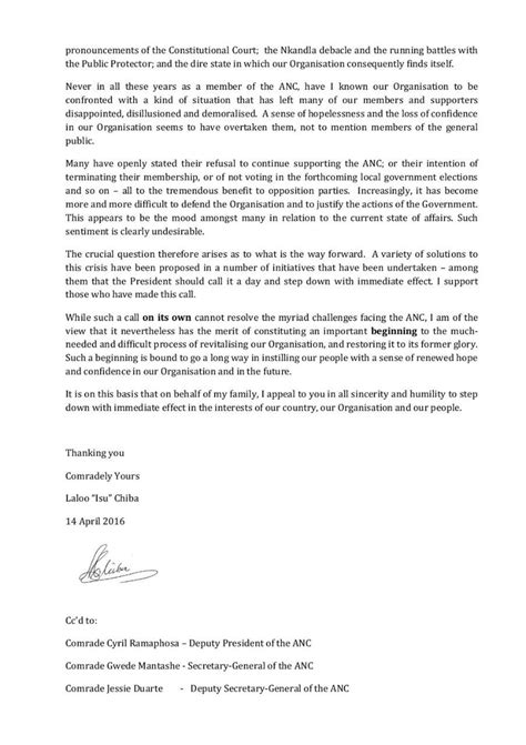 49 FREE ZUMA S RESIGNATION LETTER PDF DOWNLOAD DOCX - * Resignation