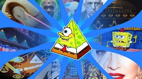 spongebob illuminati masonic illuminati symbols in spongebob sponge out of