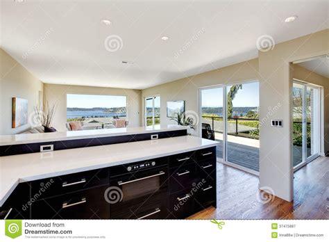 cuisine et salon moderne ide plan de travail cuisine bourride recettes table