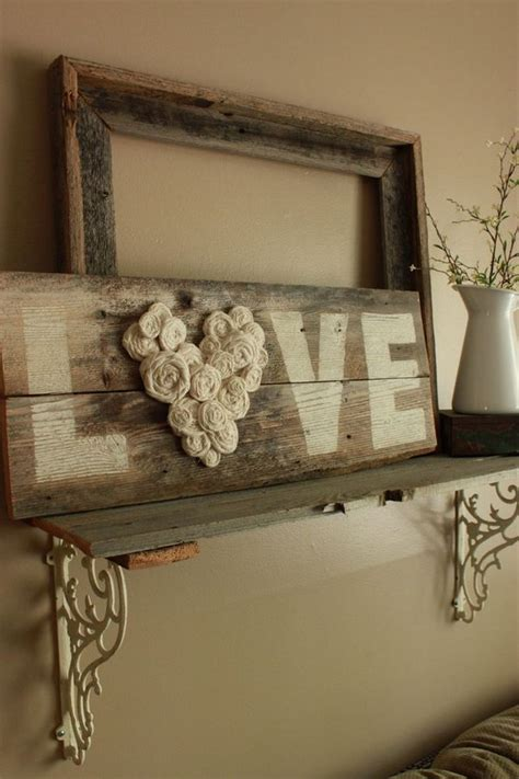 how to make shabby chic signs 20 diy shabby chic decor ideas for your home