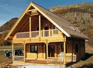 Chalet Bois Kit : maisons bois en kit syma accueil ~ Carolinahurricanesstore.com Idées de Décoration